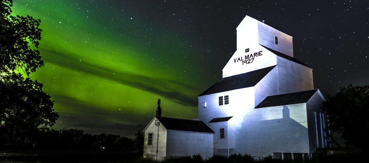 Val Marie Grain Elevator